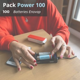 Power Pack - 18650 Enovap...