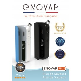 Flyer 4P : Enovap Plus